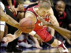 America's Dumbest Student-Athlete Nominee: Steve Blake, University Of Maryland