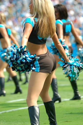 Now Turkey Wants To Take Away Your Right To Check Out Cheerleaders