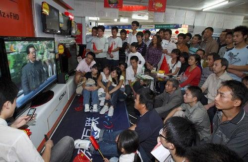 One China, Three Stories