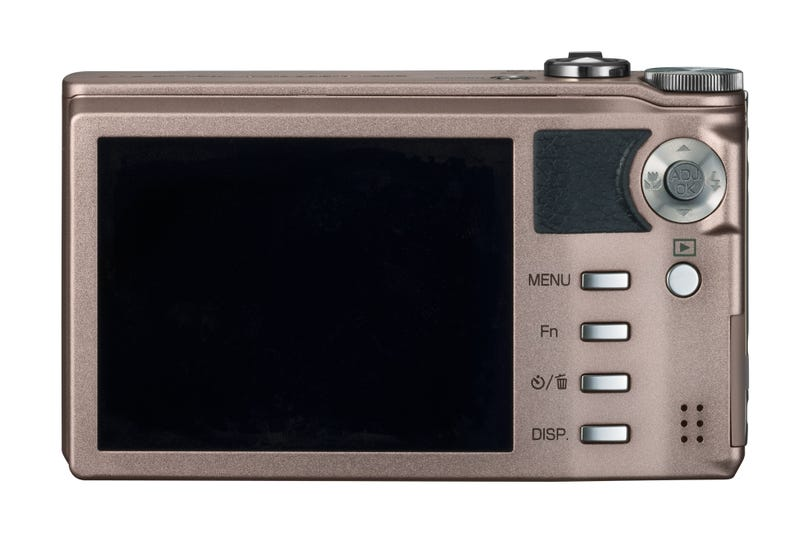 Ricoh CX1 Point and Shoot Does In-Camera High Dynamic Range, 120fps Slow-Mo