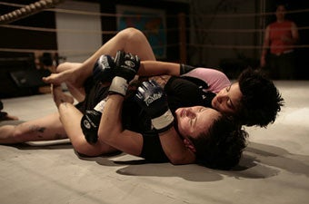 The Inevitable Showdown Between Women's MMA And Adult Entertainment
