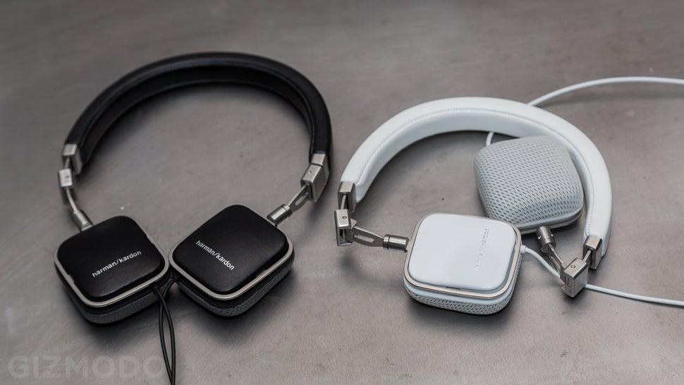 harman kardon soho headphones same great sound new. Black Bedroom Furniture Sets. Home Design Ideas