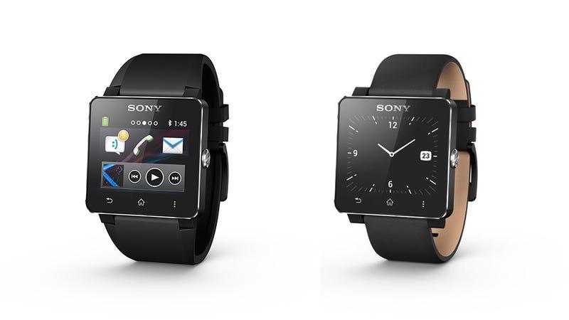 Sony lo vuelve a intentar en relojes avanzados con su SmartWatch 2