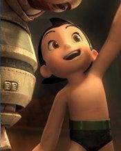 Astro Boy Anime Gets Hollywood Cast
