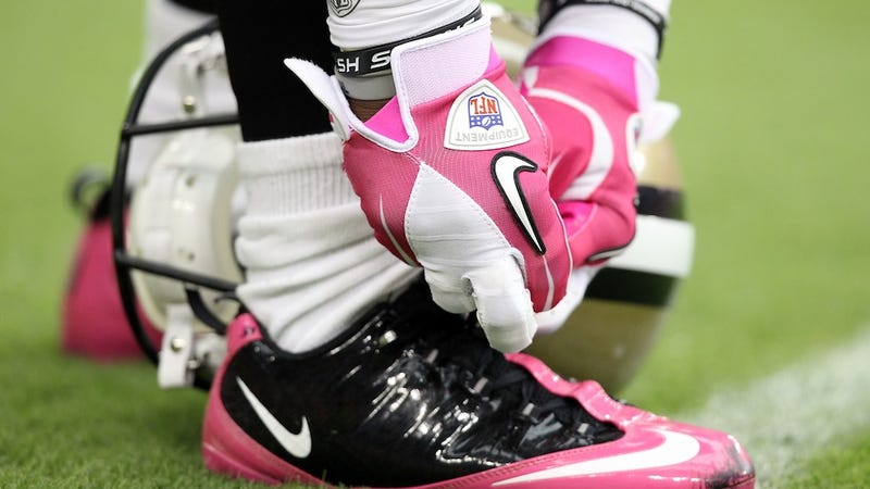 The NFL's Breast Cancer Awareness Campaign Is Still a Sham