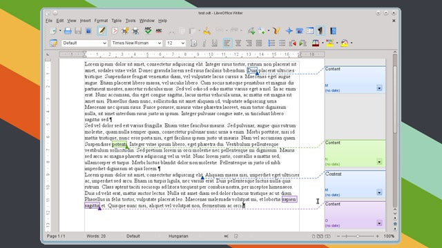 LibreOffice 4.0 Adds Better Collaboration and Text Comments, Plus a Ton of Other New Features