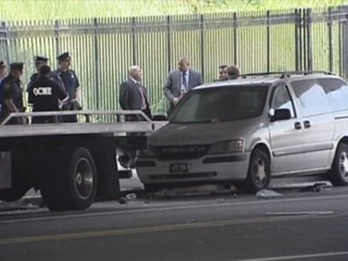 NYC Cops Repeatedly Ticket Parked Dead Guy