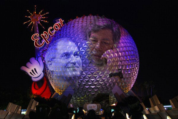 Steve Jobs to be Featured in Epcot Without Woz?