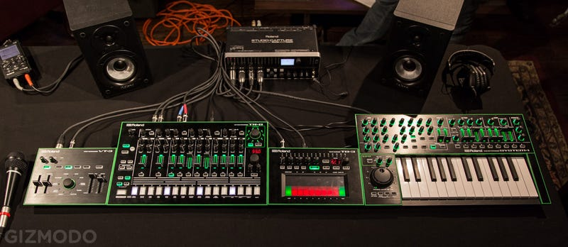 Roland Aira: The Future of Drums, Beats, and Crazy Electronic Sounds