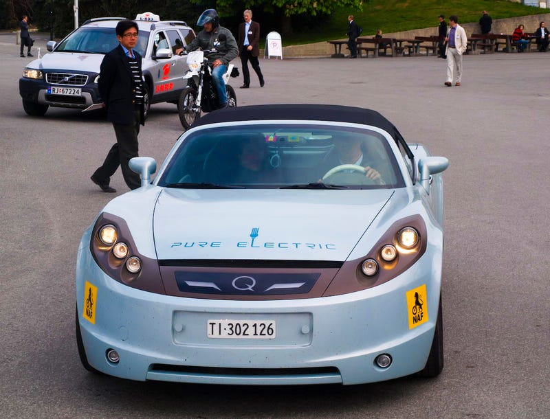 Protoscar Lampo, First Drive: $1.4 Million, Solar-Powered Electric Roadster