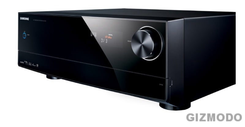 Samsung HT-AS720 Blu-ray Receiver Packs 5.1 Speaker System to Boot