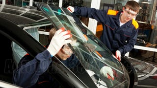 Changing The Windshield - How Hard Can It Be?