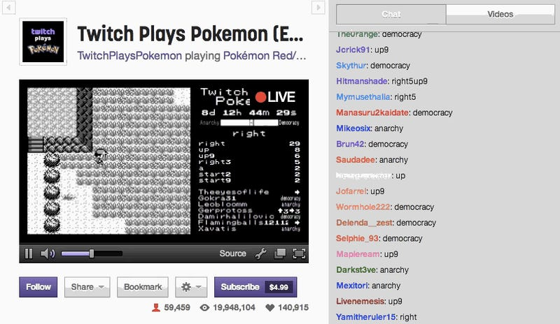 Thousands of People Just Won a Game of Pokémon Together