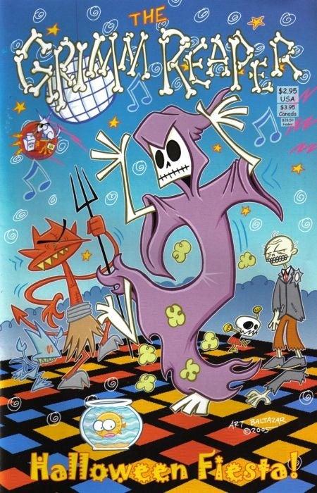Halloween Comics Gallery 3