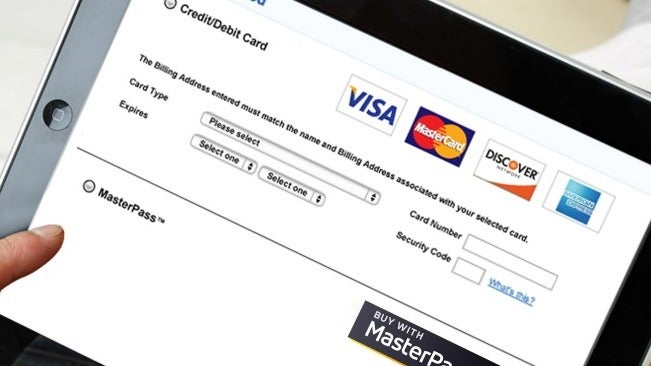 Mastercard's MasterPass Turns Your Phone Into Your Own Personal Checkout Lane
