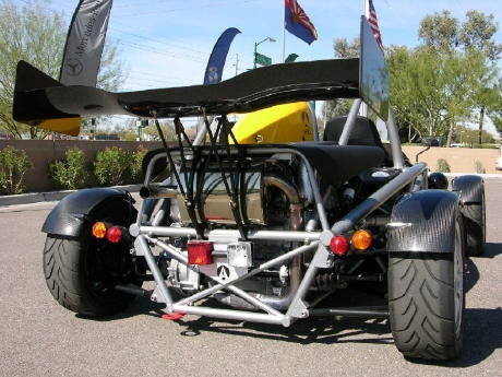 2006 Ariel Atom 2 For A Face-Chapping $84,986!
