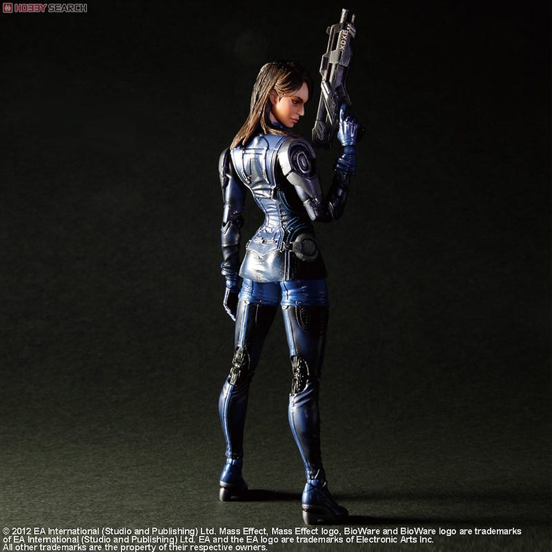 Now This is How a Mass Effect Action Figure Should Look