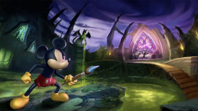 The Studio Behind Epic Mickey Has Shut Down