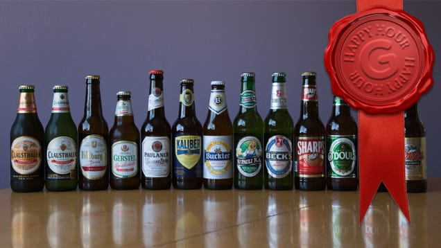 The best non alcoholic beer - How is non alcoholic beer made ...