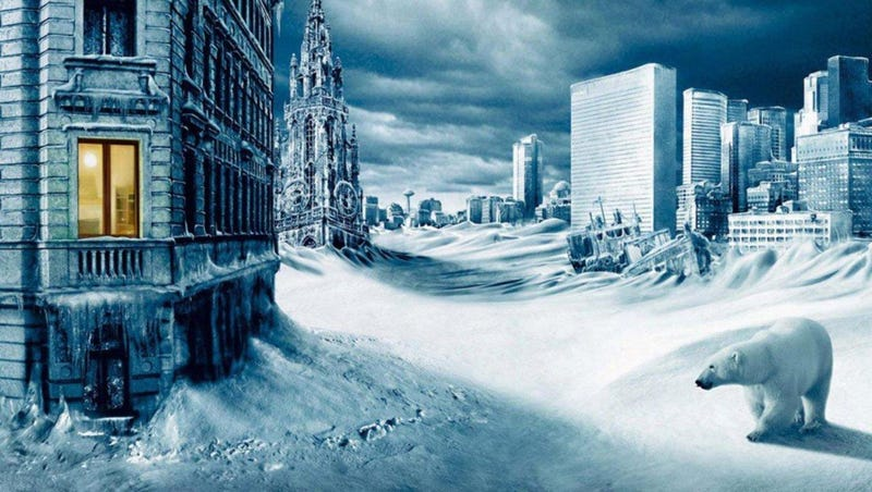 The view out my window*