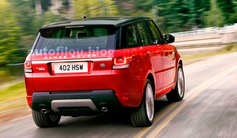 2014 Range Rover Sport: This Is Some More Of It