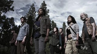 How the hell is 'Z Nation' getting out of this one??? (SPOILERS)