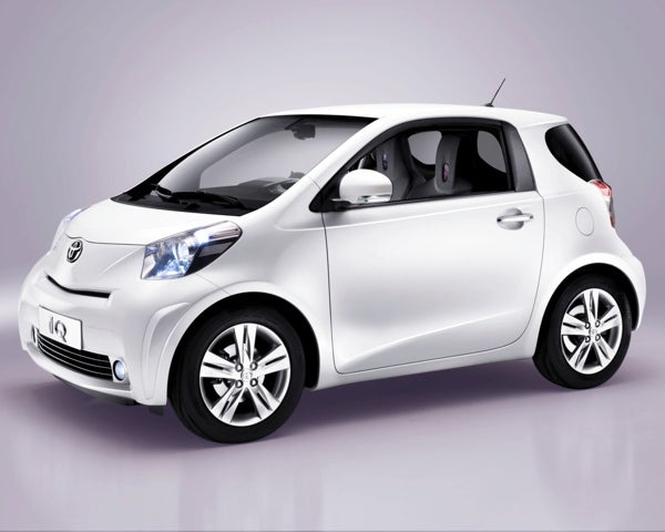 Toyota iQ To Become Reality, Debut At Geneva Motor Show