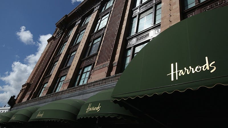 The New Gender-Neutral Toy Department at Harrods Sounds Like a Magical Place