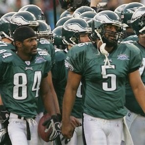 Freddie Mitchell Says McNabb Should Have Been Benched. In The Super Bowl.