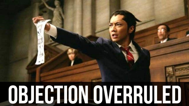 Why Ace Attorney Succeeds and Hollywood Fails