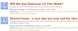 Find Popular Google Reader Shared Items with ReadBurner