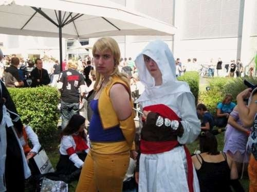 Booth Babes, Cosplayers and Mascots: You're Not Doing It Right