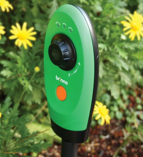 Timelapse Garden Video Camera Watches Your Garden Grow So You Don't Have to