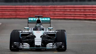 MercedesGP AMG W06 Hybrid: This is it