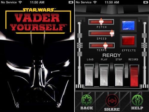 Even Darth Vader Needs A Bit Of Auto-Tune