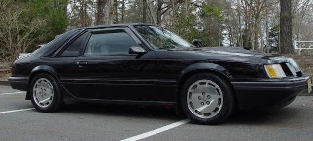 Would You Go $9,000 For This Comp Prep 1985 Ford Mustang SVO?