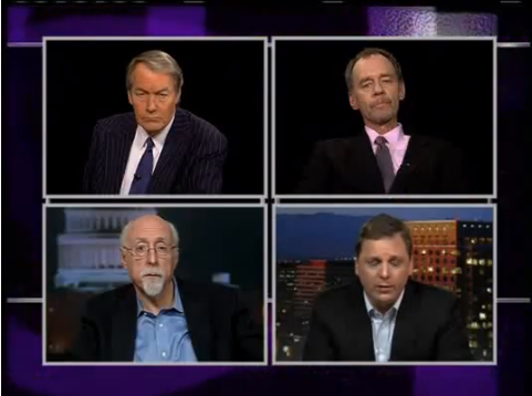 Charlie Rose Brings Carr, Arrington, and Mossberg To the Virtual Round Table For iPad Chat