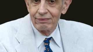 John Nash Died Today.