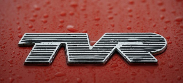 TVR's New Boss Plans To Make Scary Sports Cars And Maybe A Fast SUV