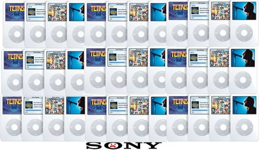 100 Million iPods—in Sony's Face