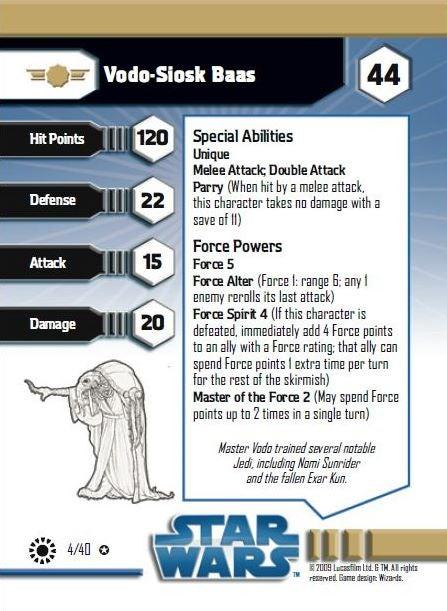 Mini Vodo Inspires Jedi From Beyond the Grave