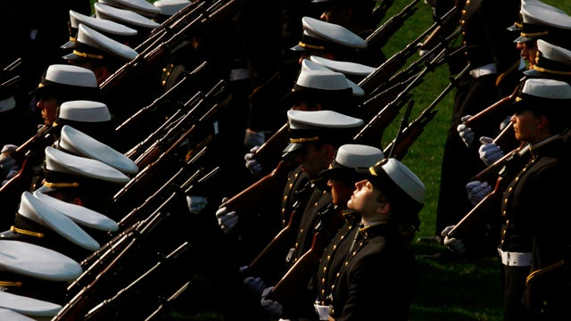 Reports Of Sexual Assault At Military Academies Increase Drastically