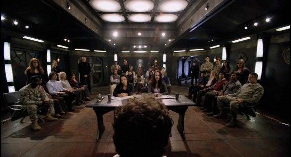Stargate Universe Makes A Stunning Comeback