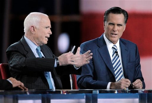 Schwarzenegger To Endorse John McCain, The Manliest Man Candidate (Who Is Impotent, But Whatevs)