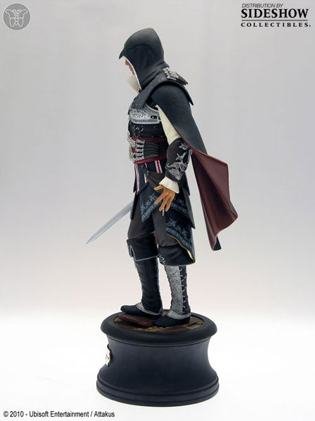 This Assassin's Creed Statue is Not a Cheap Date