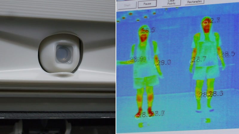 This Air Conditioner Uses Predator-Vision For Targeted Coolings