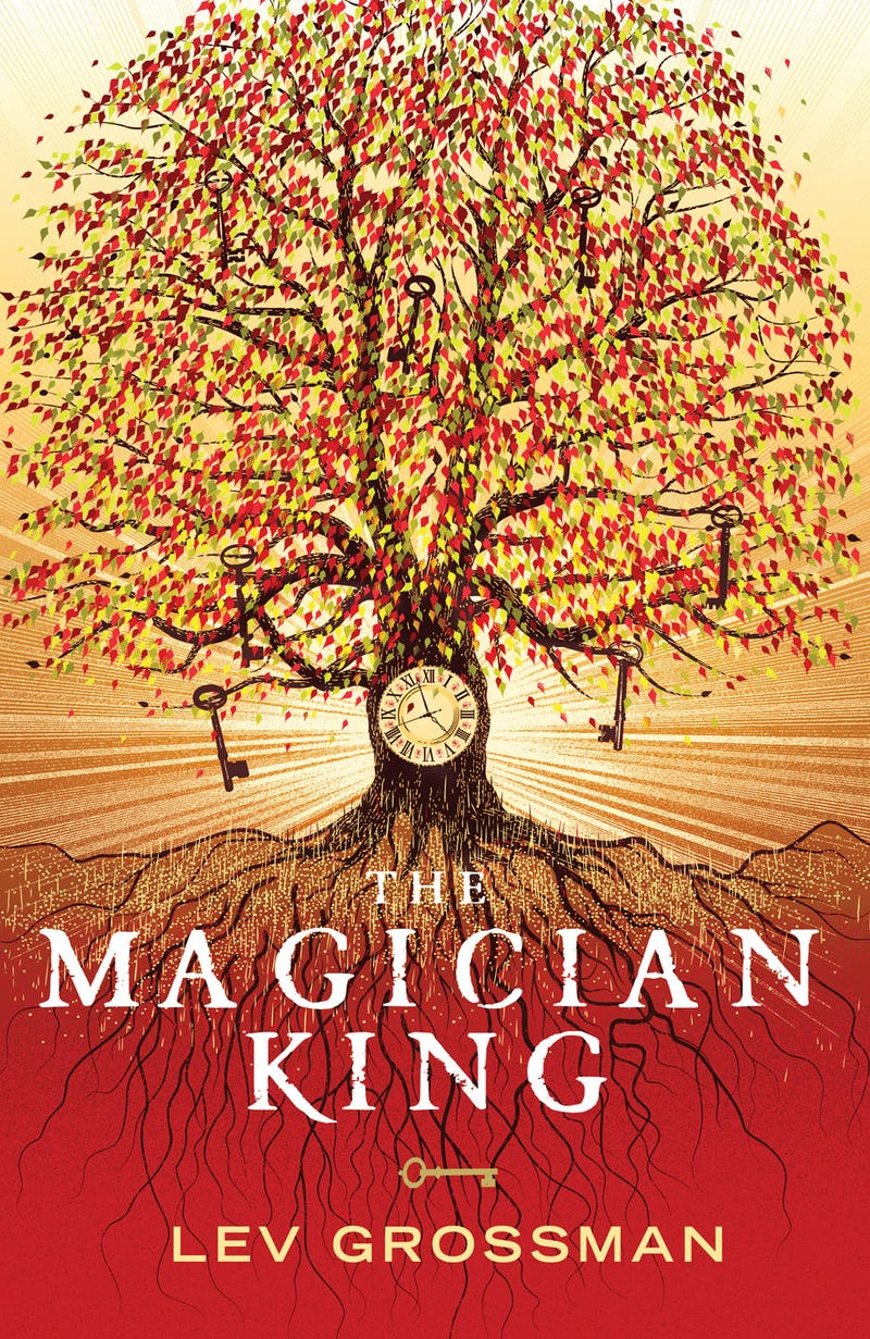 In The Magician King, Lev Grossman's magical over-achievers finally get a job