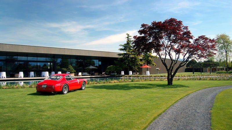 All Glory To The Ferrari 250 SWB
