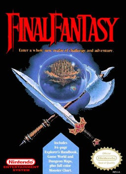 The Nintendo Download: The First Of The Final Fantasies
