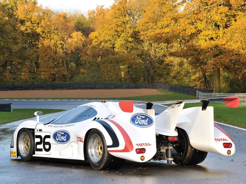 The Ten Weirdest Le Mans Cars Ever